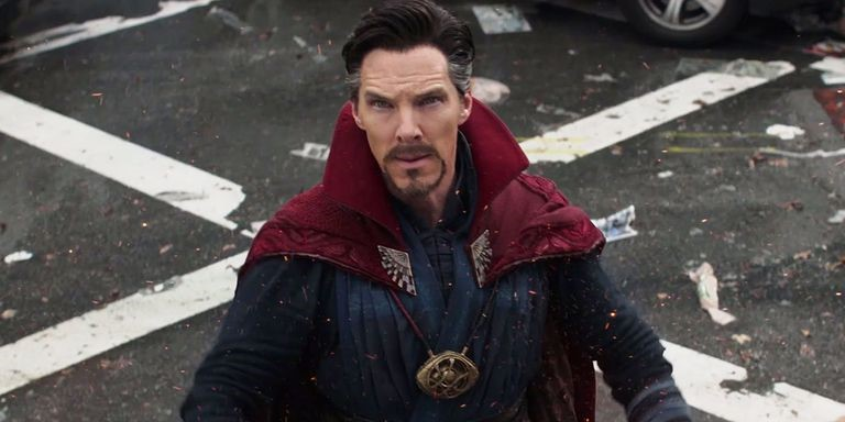 Doctor Strange do Benedict Cumberbatch thủ vai