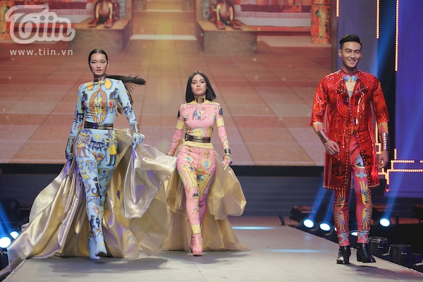 Top 3 The Face Vietnam 2018
