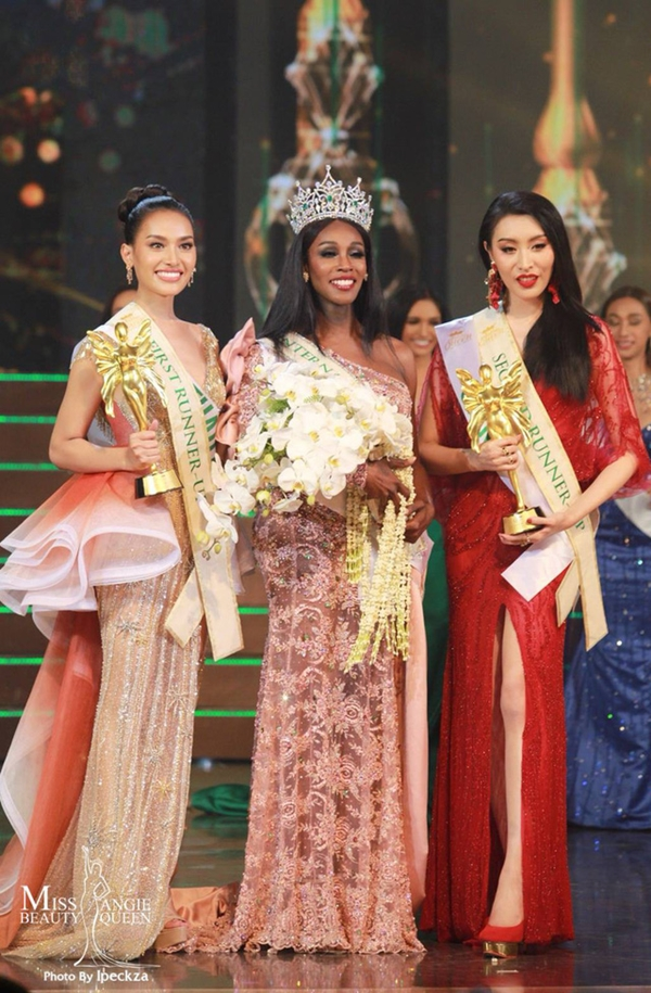 Top 3 của Miss International Queen 2019