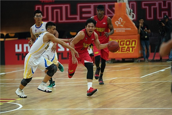 Hochiminh City Wings vs Saigon Heat - Derby dậy sóng 1