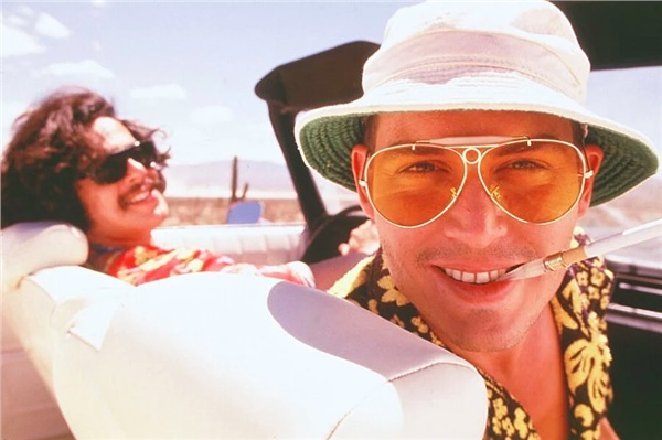 Bộ phim 'Fear and Loathing in Las Vegas'