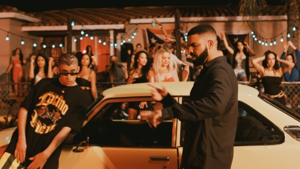 Mia - Bad Bunny & Drake