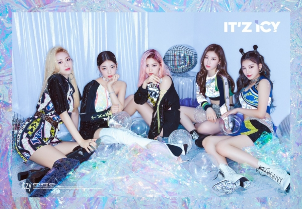 Teaser mới của ITZY