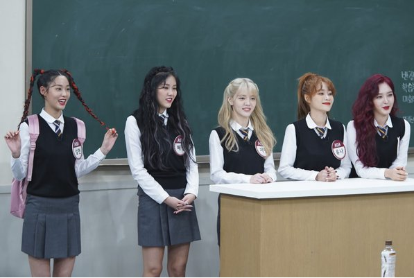 AOA trong Knowing Brothers