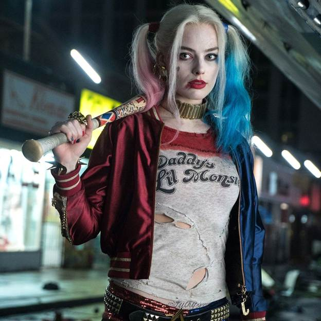 Tạo hình Harley Quinn trong Suicide Squad (2016)