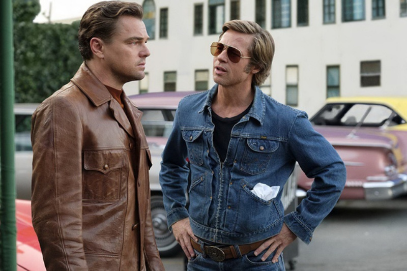 Brad Pitt trong phimOnce Upon A Time in Hollywood.