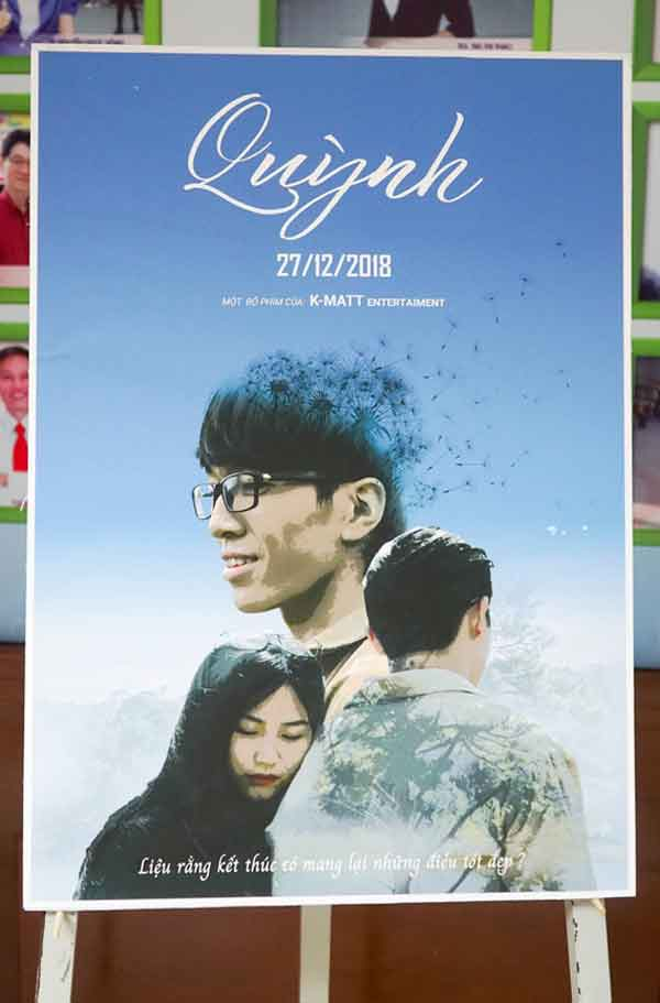 Thiết kế poster phim