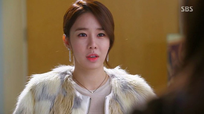 Yoo In Na trong My love from the star.
