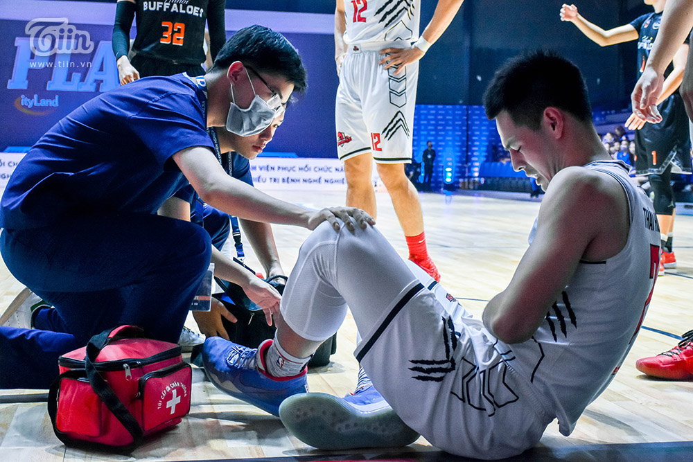 Photo Story: Thang Long Warriors chốt suất vào Finals VBA 2020 2