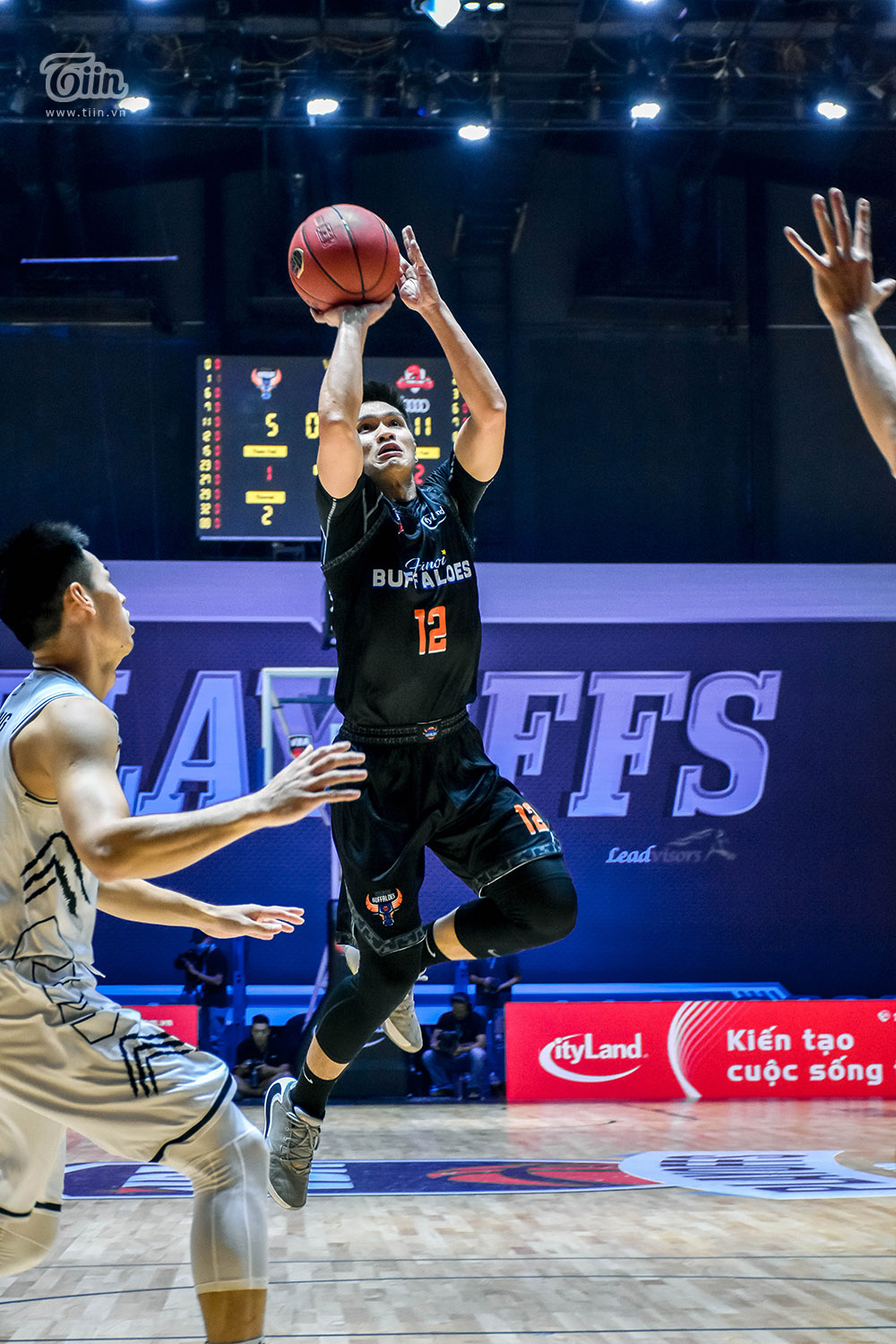 Photo Story: Thang Long Warriors chốt suất vào Finals VBA 2020 7