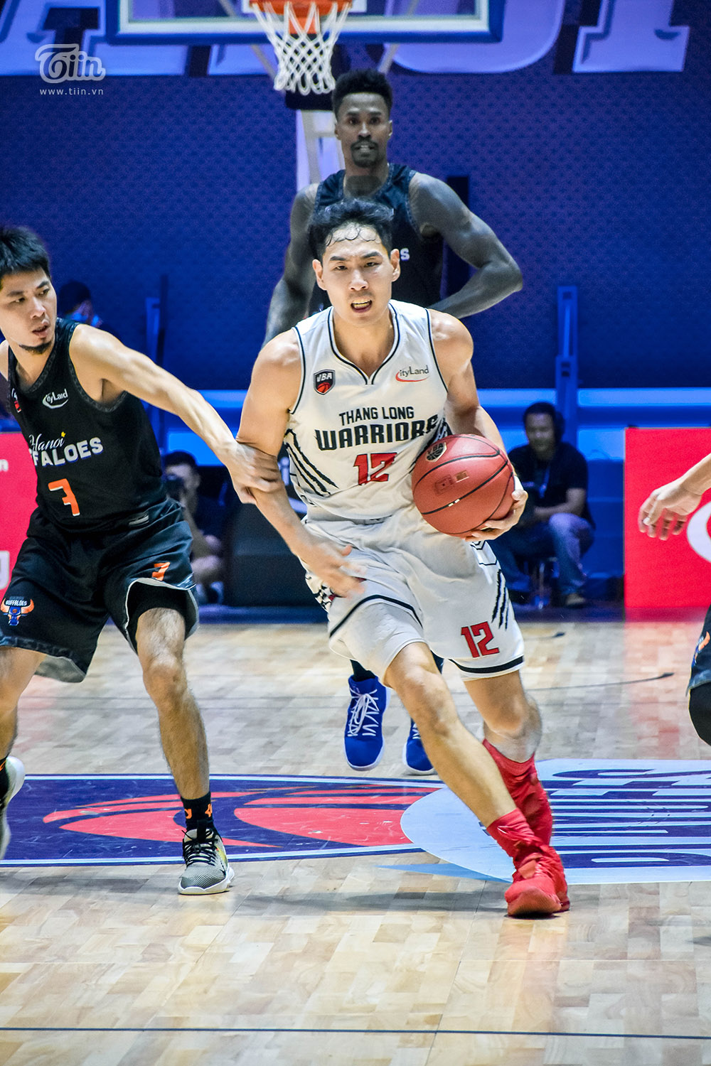 Photo Story: Thang Long Warriors chốt suất vào Finals VBA 2020 10
