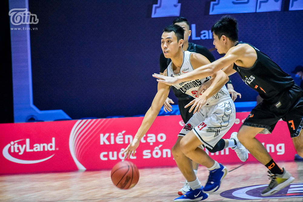 Photo Story: Thang Long Warriors chốt suất vào Finals VBA 2020 12