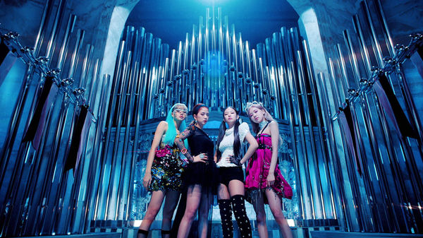 5. Kill This Love - BlackPink.