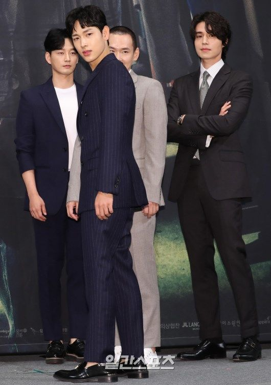 Lee Dong Wook - Im Siwan (ZE:A) đẹp như họa tại họp báo 'Hell Is Other People' 2