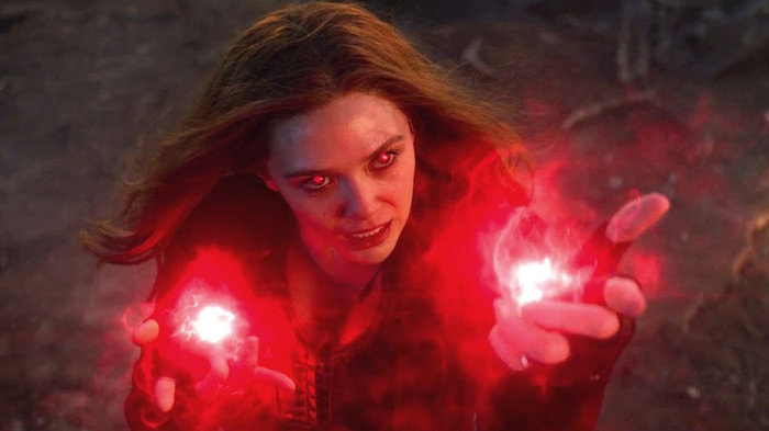 Scarlet Witch sẽ xuất hiện trong'Doctor Strange in the Multiverse of Madness'.