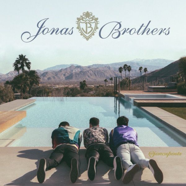 Album Happiness Begins của Jonas Brothers.