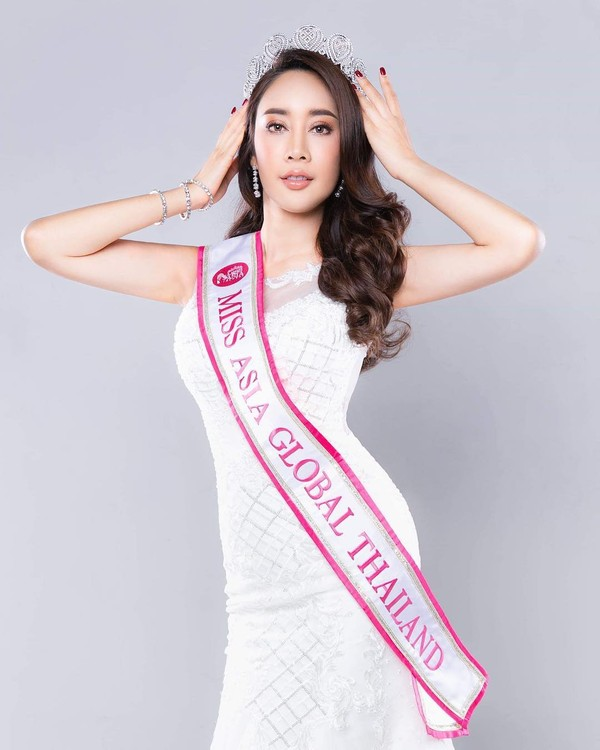 Top 11 Miss Asia Global 2018.