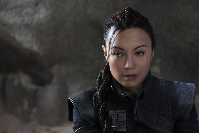 Ming Na Wen trong Agents of SHIELD.