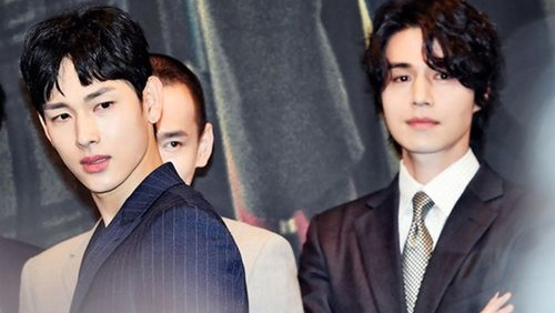 Lee Dong Wook - Im Siwan (ZE:A) đẹp như họa tại họp báo 'Hell Is Other People'