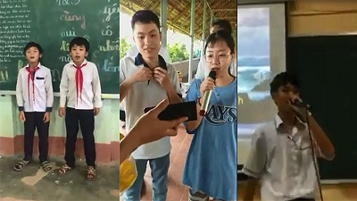 Những màn cover 'made by' học sinh Việt gây sốt