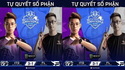 Xuất sắc đả bại Team Flash, Vec In The Dark chắc suất top 4