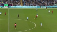 Highlights Man City 3-1 Man United