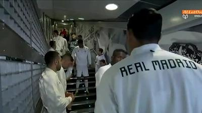 Vòng 38 La Liga 2018/19: Real Madrid 0-2 Real Betis