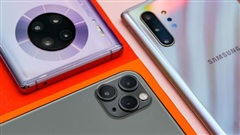 Kết quả cuộc so găng camera iPhone 11 Pro Max vs. Huawei Mate 30 Pro vs. Galaxy Note 10 vs. máy ảnh Mirrorless