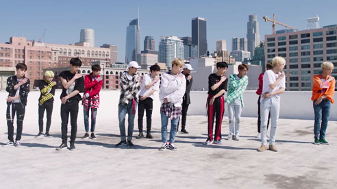 "MV ""Don't Wanna Cry"" - SEVENTEEN"