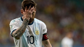 Highlights Argentina 0-2 Colombia