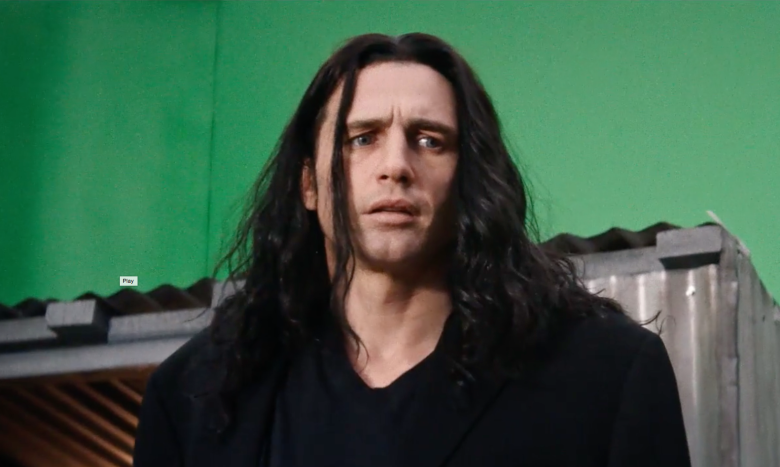 James Franco trong The Disaster Artist