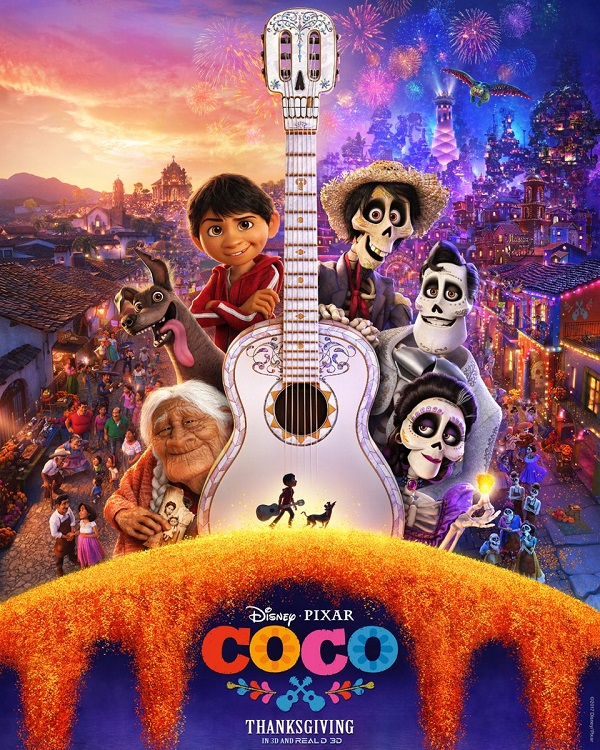 Poster phim Coco