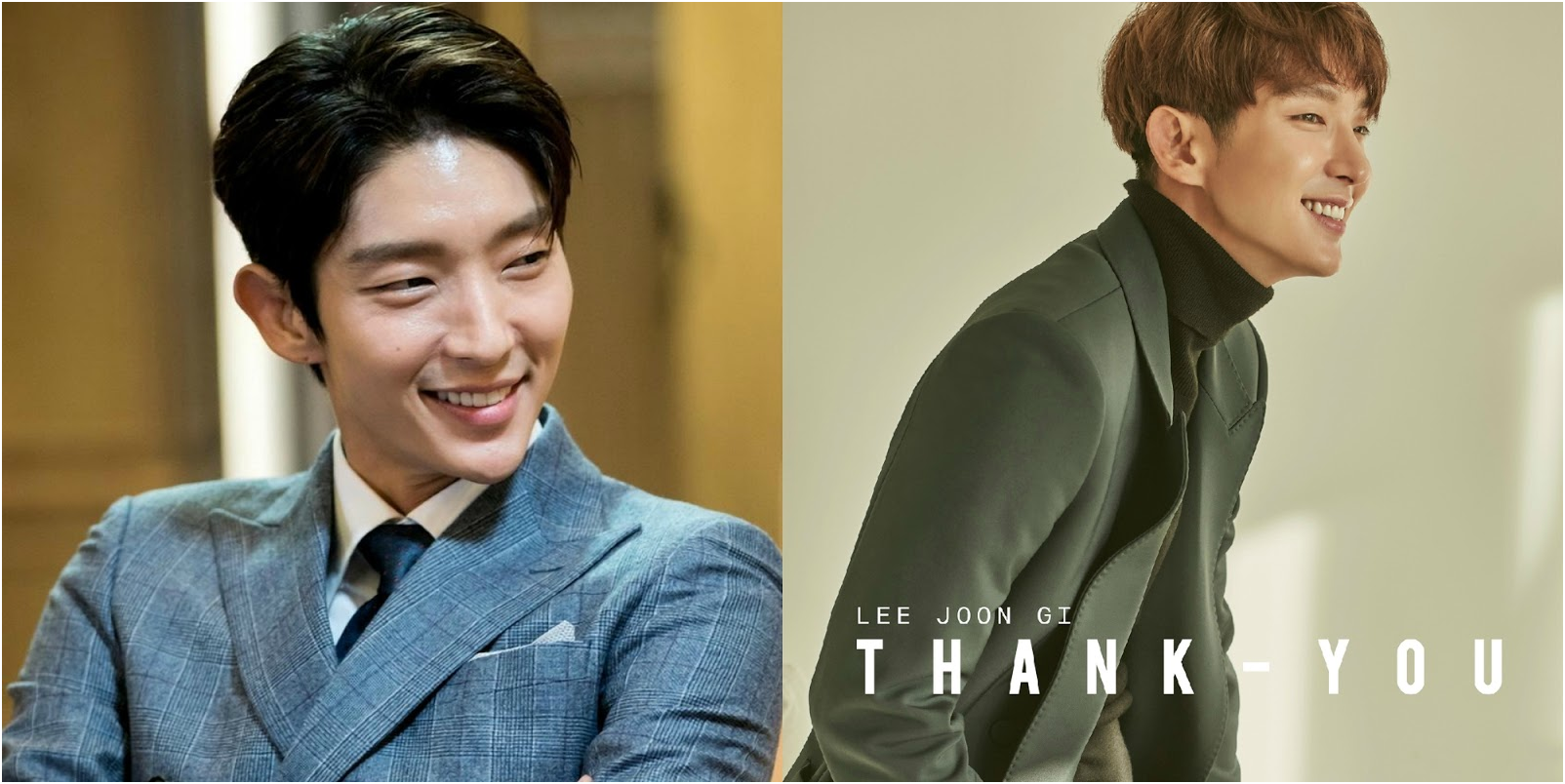 Lee Jun Ki - Thank You