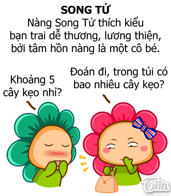 Song Tử (21/5 - 21/6)