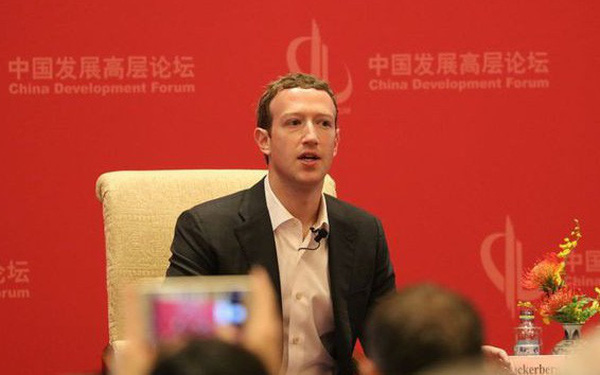 CEO Mark Zuckerberg