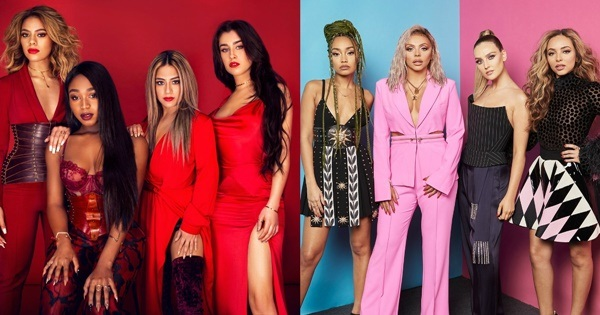 Fifth Harmony và Little Mix